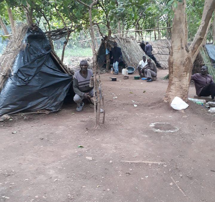 MALAWI YOUNG PIONEERS AT CHOLERA RISK