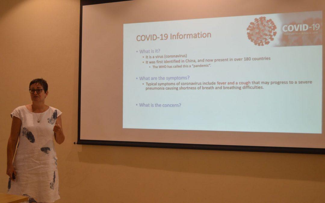 MALAWI RESPONDING TO COVID-19
